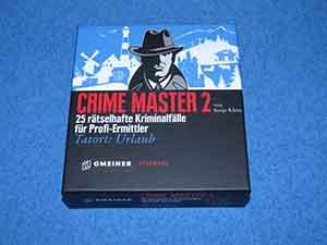 Crime Master 2 Tatort: Urlaub