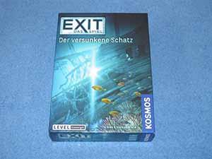EXIT – Das Spiel: Der versunkene Schatz