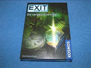 EXIT: Das Spiel - Die vergessene Insel