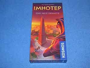 Imhotep: Eine neue Dynastie