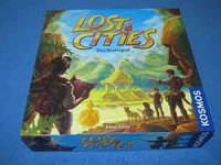 Lost Cities: Das Brettspiel