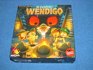 Die Legende des Wendigo