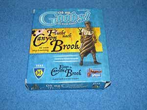 Oh, my Goods!: Flucht nach Canyon Brook