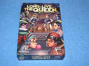 Long live the Queen (Dieselpunk Edition)