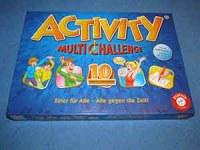 Activity: Multi Challenge