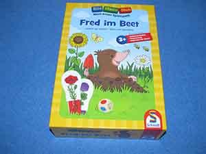 Fred im Beet