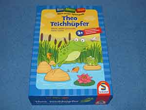 Ene mene Muh: Theo Teichhüpfer