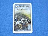 Snowdonia: Rolling Stock #1