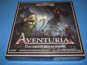 Das Schwarze Auge: Aventuria - Das Abenteuerkartenspiel