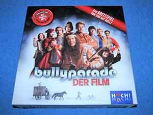 bullyparade: der film - das brettspiel