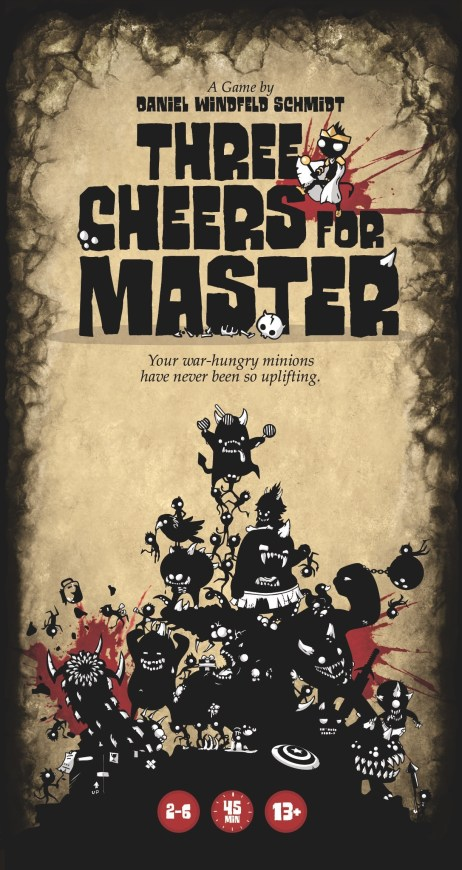 Three Cheers for Master