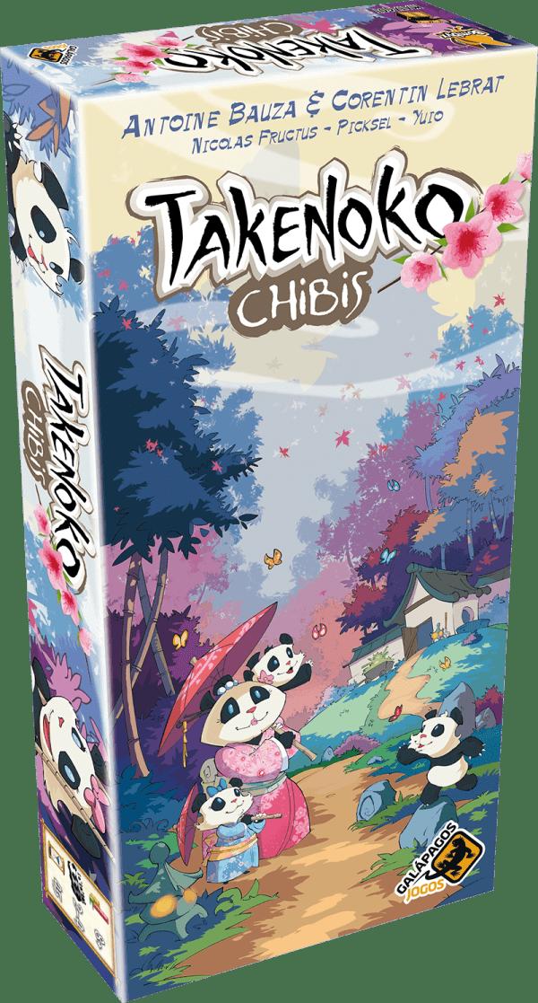 Takenoko - chibos