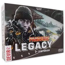 Pandemic Legacy