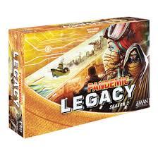 Pandemic Legacy 2