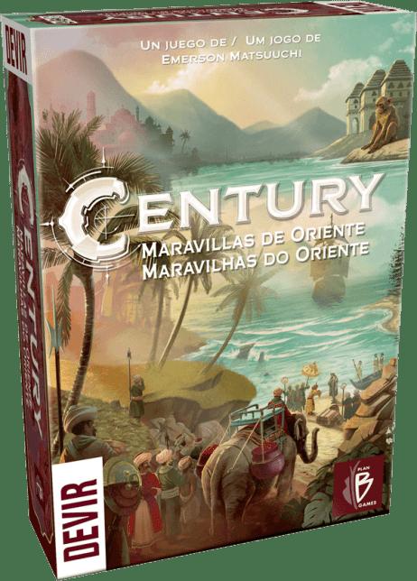 Century - Maravilhas do Oriente