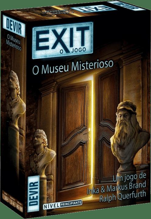 Exit: o museu misterioso