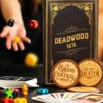 Deadwood 1876 – mesa 1