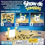 Show de Sombras – back