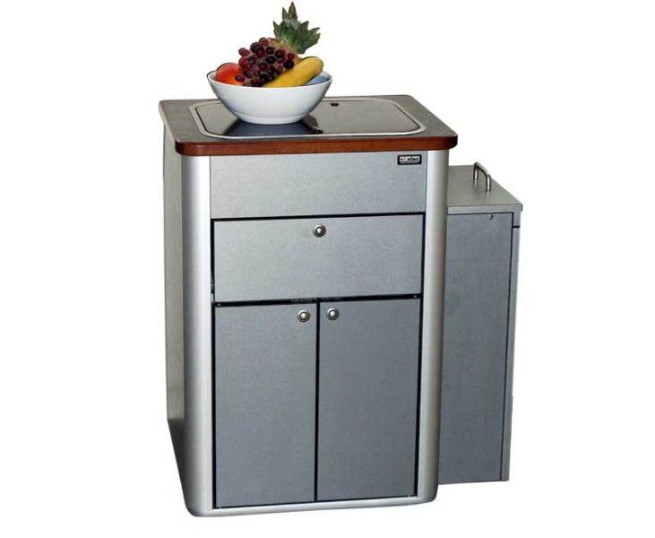 meuble cuisine vw t5 t6 multivan vito