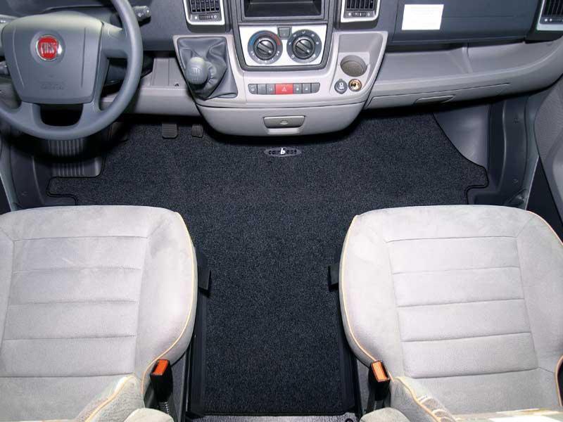tapis de cabine ford transit de 2004 a 2006 basic