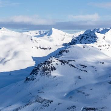 Skitouren in Island – Woche 1