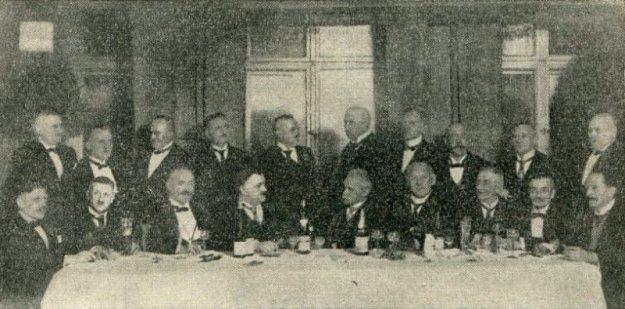 Die Honoratioren der Stadt Lüben um 1920-1940 (www.lueben-damals.de)