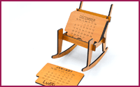 Chair Calendar