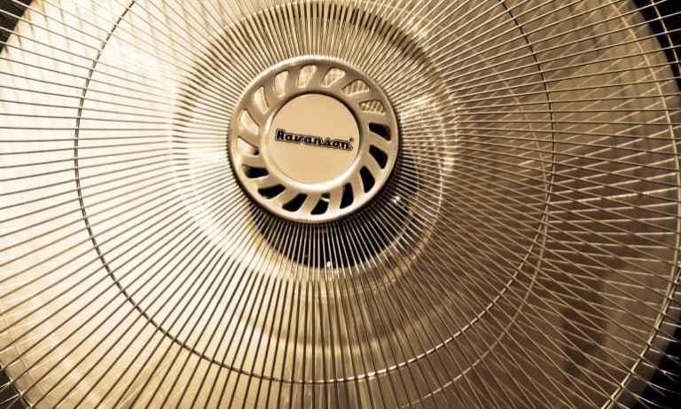 Ventilator mit Rotorblätter
