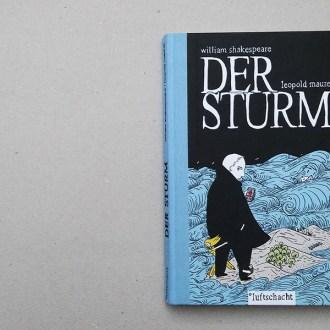 Neu: Leopold Maurer ° Der Sturm