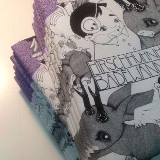 Schönste Bücher Österreichs 2013: Hirschhuhnhase und Badewannenpirat