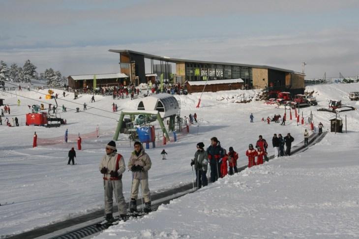 Javalambre-Aramón, estación de esquí