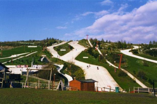 Sheffield Ski Village: el curioso caso del incendio que acabó con una estación de esquí