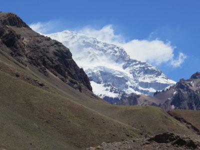 Parque provincial Aconcagua – Uspallata – Mendoza