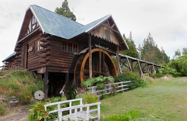 Reserva Natural Nant Y Fall – Turismo Chubut