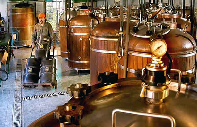 Cervecerías Brunnen y Viejo Munich Villa General Belgrano