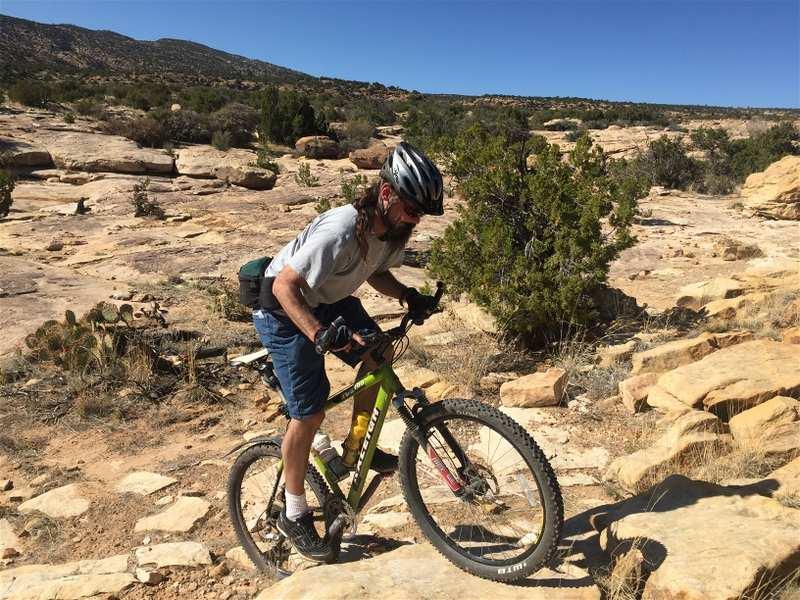Mountain Bike Mendoza por las montañas