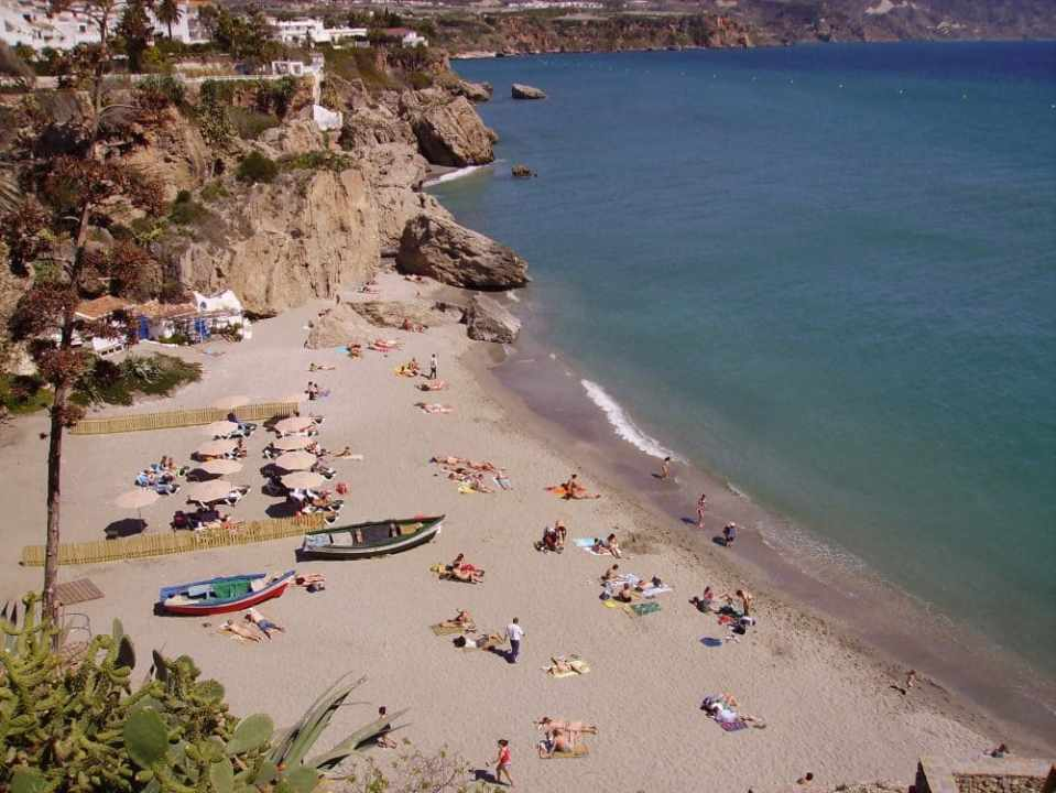 Playa de Nerja