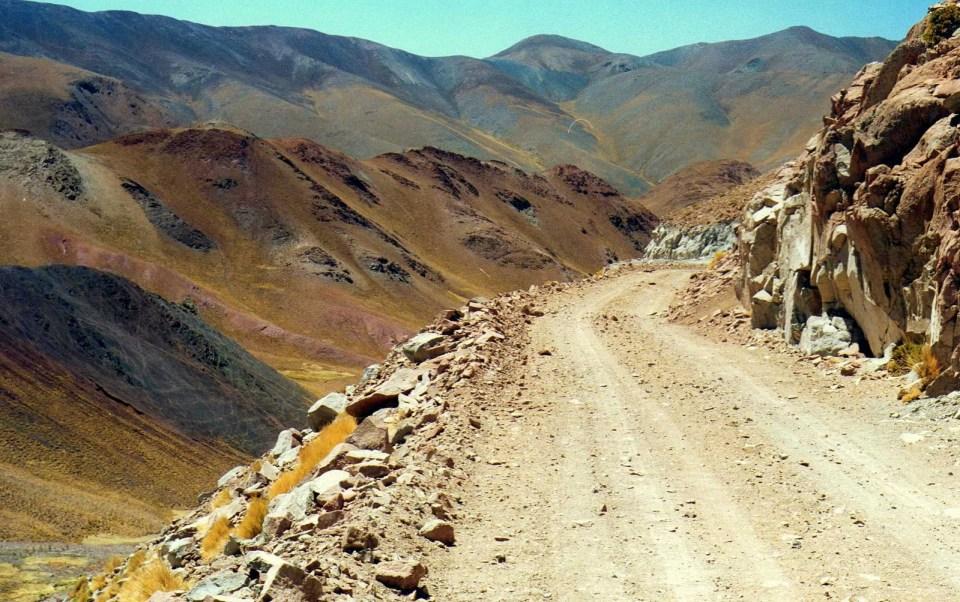 Conoce las carreteras de América del sur