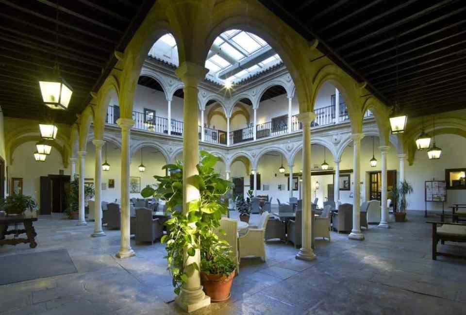 parador Úbeda, Jaén