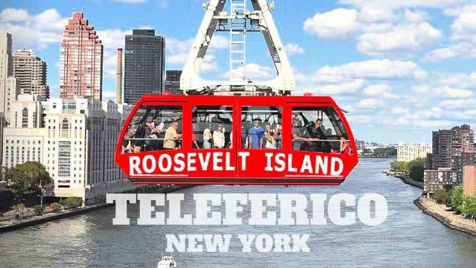 teleferico de roosevelt island new york