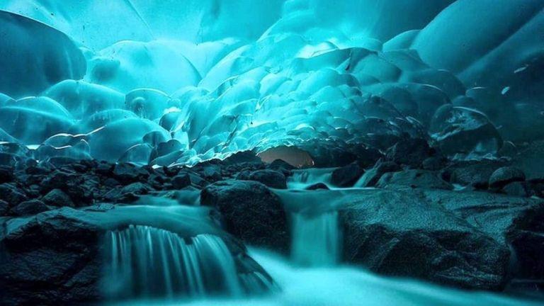 Cuevas de Hielo de Menmdenhall