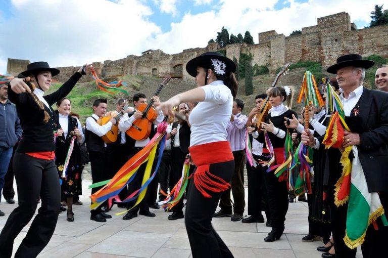 Fiestas tradicionales de Andalucía