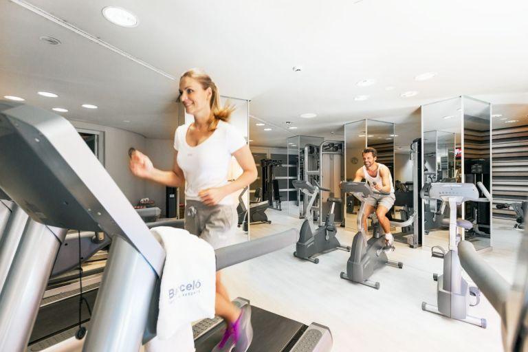 hacer ejercicio durante tu viaje gym