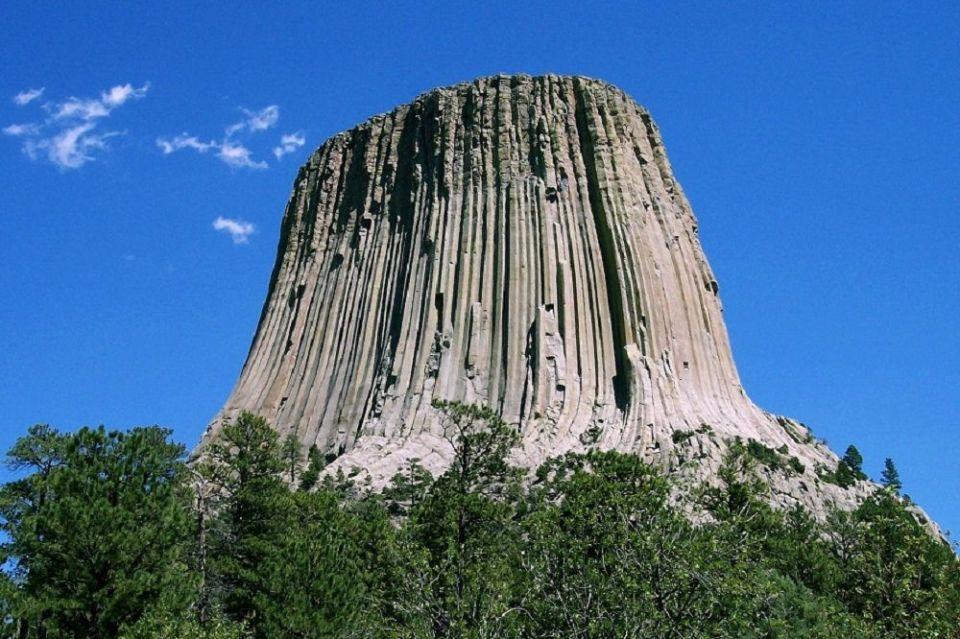 Monumento Nacional de la Torre del Diablo