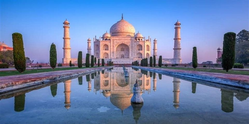 El Taj Mahal, La India