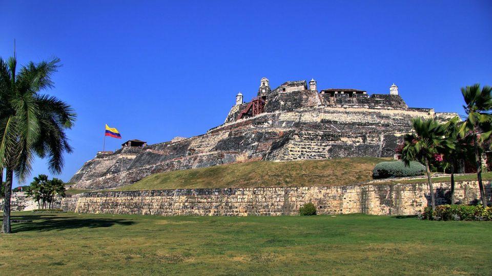 Castillo en Cartagena San Felipe