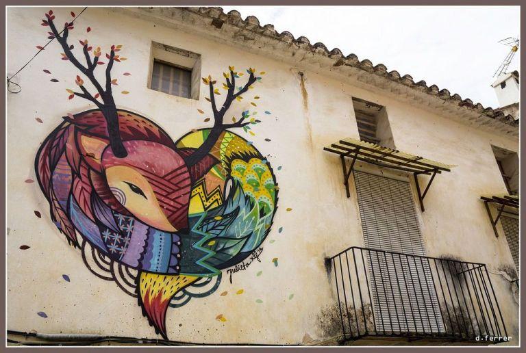 Arte urbano en fanzara