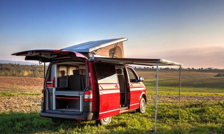 consejos para viajar en furgoneta camperizada