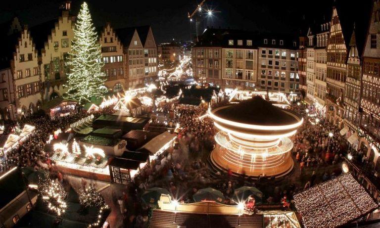 mercadillos de navidad más bonitos de Europa