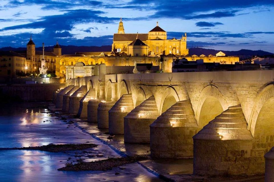 Puente Romano y Catedral de Córdoba